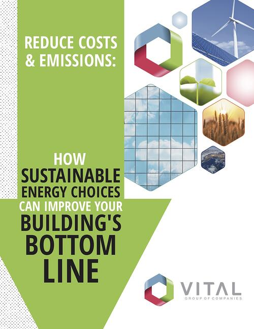 Sustainable energy choices that reduce costs and emissions