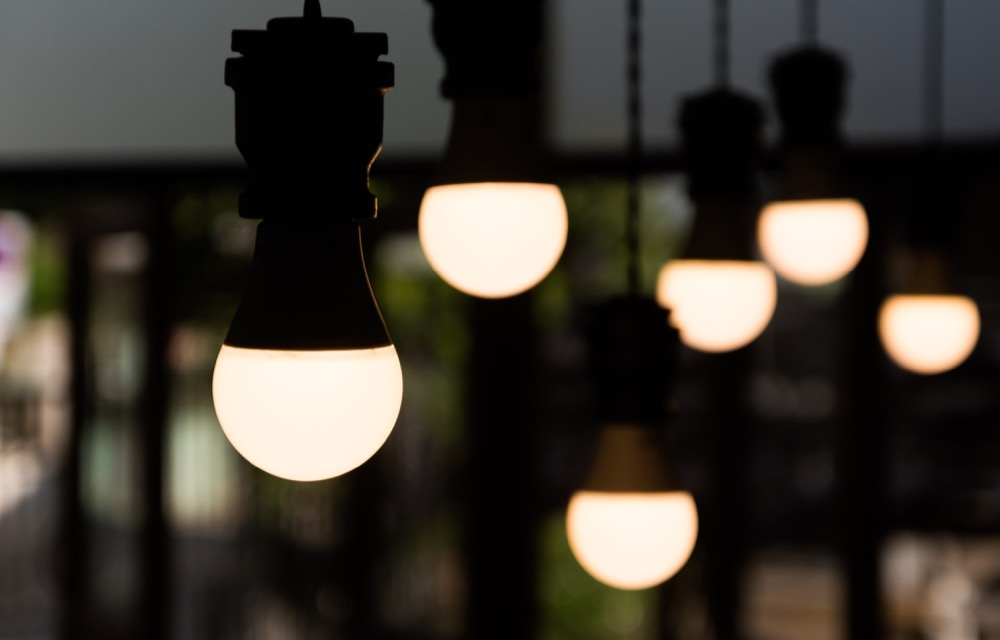 You can get funding for LED lighting