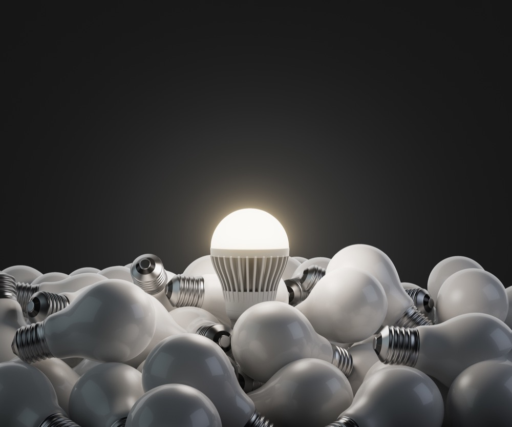 LED lighting retrofits are an important step in greening a business