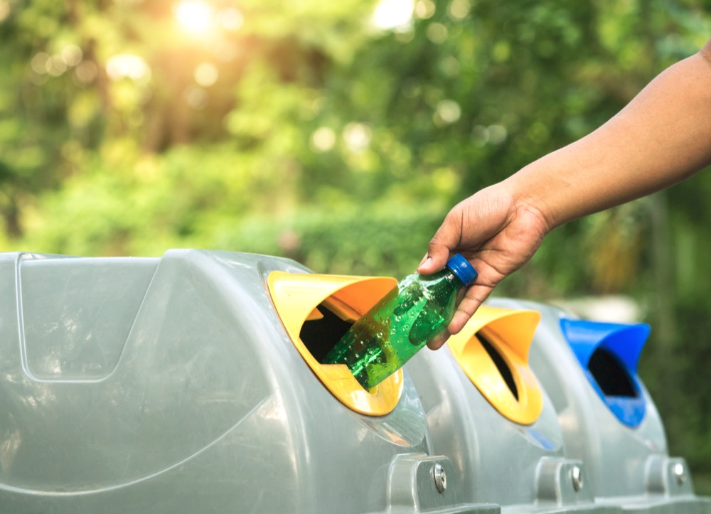 Recycling is a great way for businesses to operate more greenly